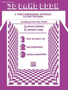 3-D Band Book: A Three-dimensional Approach to a Better Band as Easy a (AL-00-EL02863)