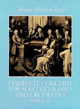 Concerti for Solo Keyboard and Orchestra (AL-06-249298)