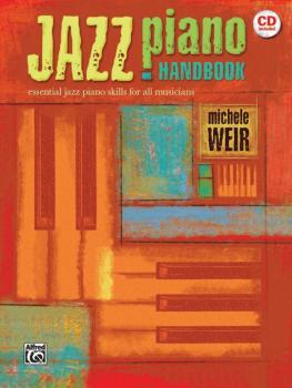 Jazz Piano Handbook (AL-00-26926)