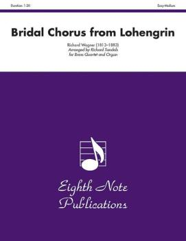 Bridal Chorus (from <i>Lohengrin</i>) (AL-81-BQ42114)