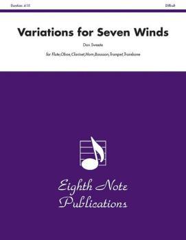 Variations for Seven Winds (AL-81-WWE986)