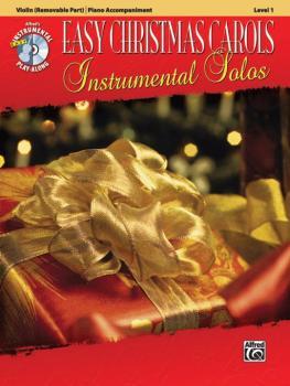 Easy Christmas Carols Instrumental Solos for Strings (AL-00-38772)