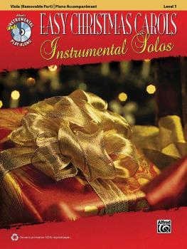 Easy Christmas Carols Instrumental Solos for Strings (AL-00-38775)