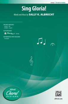 Sing Gloria! (AL-00-43367)