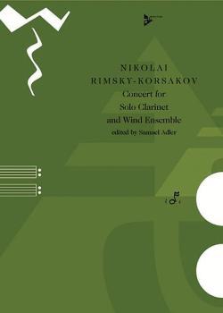 Concert for Solo Clarinet and Wind Ensemble (AL-01-ADV60005)