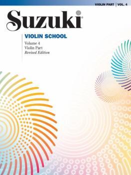 Suzuki Violin School, Volume 4: International Edition (AL-00-0150S)