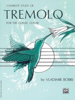 Complete Study of Tremolo for the Classic Guitar (AL-00-FC03046)