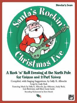 Santa's Rockin' Christmas Eve: A Rock 'n Roll Evening at the North Pol (AL-00-21814)