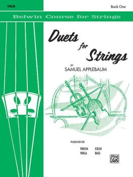 Duets for Strings, Book I (AL-00-EL01990)