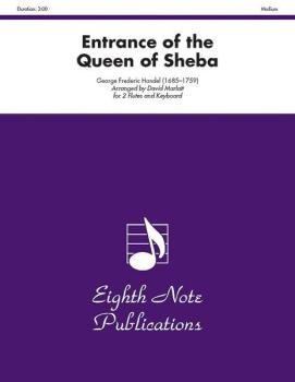 Entrance of the Queen of Sheba (AL-81-F2020)