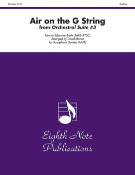 Air on the G String (from <i>Orchestral Suite #3</i>) (AL-81-SQ2829)