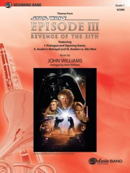 <I>Star Wars</I>®: Episode III <I>Revenge of the Sith,</I> Themes from (AL-00-CBM05015C)