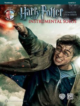 <i>Harry Potter</i>™ Instrumental Solos: Selections from the Complete  (AL-00-39229)