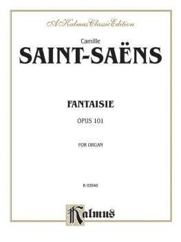 Fantasie for Organ, Opus 101 (AL-00-K03846)
