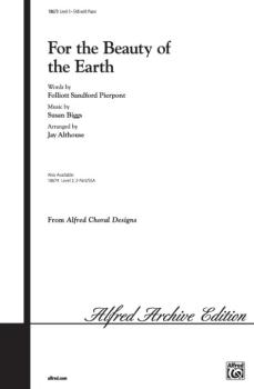 For the Beauty of the Earth (AL-00-18673)