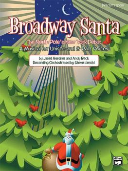 Broadway Santa: The North Pole's New York Debut (AL-00-23537)