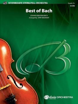 Best of Bach (AL-00-BFOM00011C)
