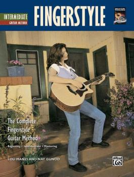 The Complete Fingerstyle Guitar Method: Intermediate Fingerstyle Guita (AL-00-17825)