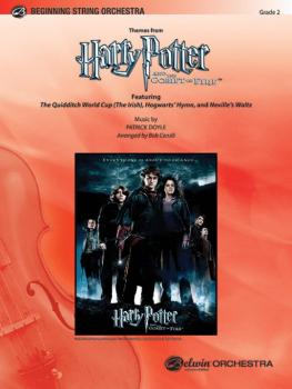 <I>Harry Potter and the Goblet of Fire,</I>™ Themes from (Featuring: T (AL-00-25005)