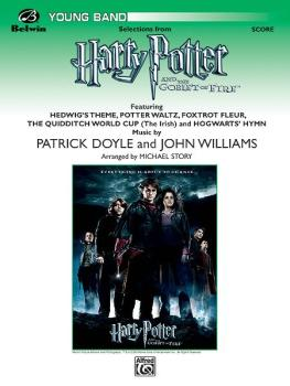 <I>Harry Potter and the Goblet of Fire</I>, Selections from (Featuring (AL-00-24751S)