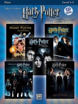 <i>Harry Potter</i>™ Instrumental Solos (Movies 1-5) (AL-00-29050)