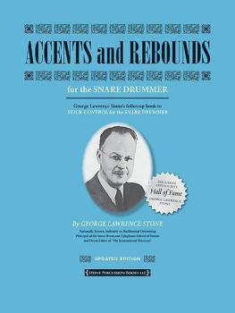 Accents and Rebounds (Revised & Updated) (For the Snare Drummer) (AL-00-32750X)