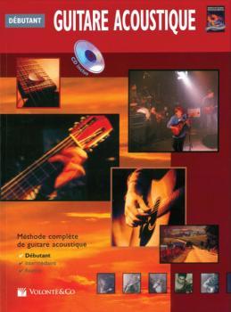 Guitare Acoustique Debutante [Beginning Acoustic Guitar]: Methode Comp (AL-00-40666)