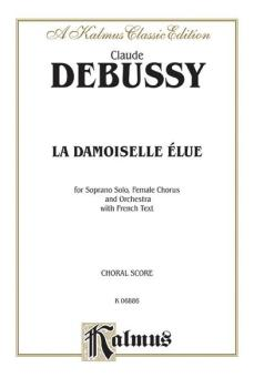 La Damoiselle Elue (The Blessed Damosel) (AL-00-K06886)