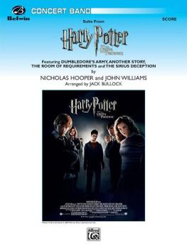 <i>Harry Potter and the Order of the Phoenix</i>, Suite from (Featurin (AL-00-29616)