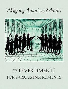 17 Divertimenti for Various Instruments (AL-06-238628)