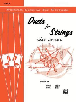 Duets for Strings, Book I (AL-00-EL01991)
