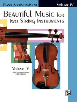 Beautiful Music for Two String Instruments, Book IV (AL-00-EL02226)
