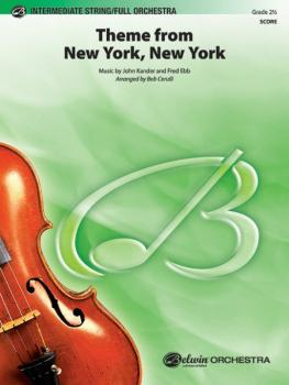 <I>New York, New York,</I> Theme from (AL-00-FOM03005C)