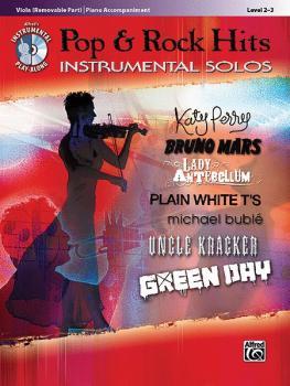 Pop & Rock Hits Instrumental Solos for Strings (AL-00-37442)