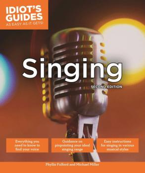 Idiot's Guides As Easy As It Gets: Singing (2nd Edition) (AL-74-1615646210)