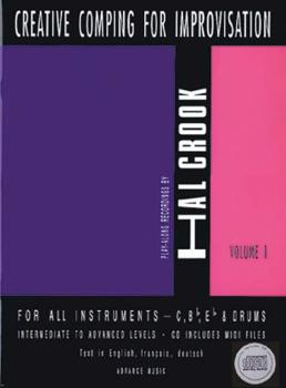 Creative Comping for Improvisation, Volume 1 (AL-01-ADV14226)