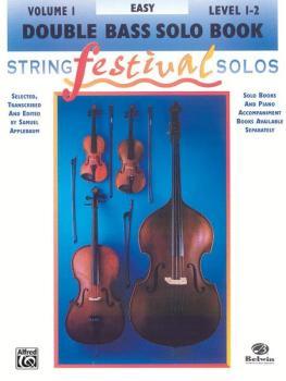String Festival Solos, Volume I (AL-00-EL95102)