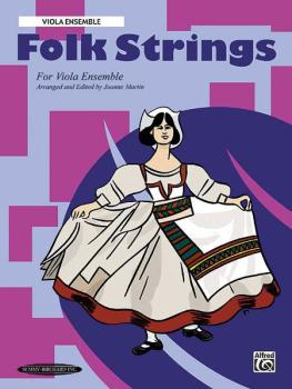 Folk Strings for Ensemble (AL-00-15300)