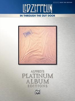 Led Zeppelin: In Through the Out Door Platinum Album Edition (AL-00-40941)