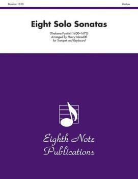 Eight Solo Sonatas (AL-81-ST2013)