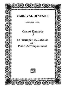 Carnival of Venice (Variations) (AL-00-TS0014)