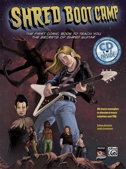 Shred Boot Camp: The First Comic Book to Teach You the Secrets of Shre (AL-00-30283)