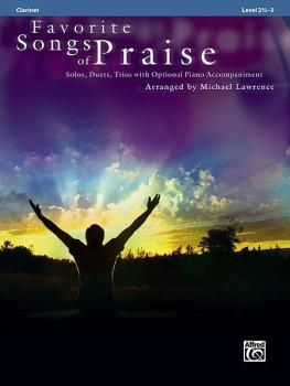 Favorite Songs of Praise: Solo-Duet-Trio with Optional Piano (AL-00-32732)
