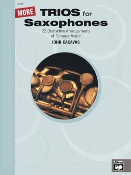 More Trios for Saxophones (AL-00-20615)