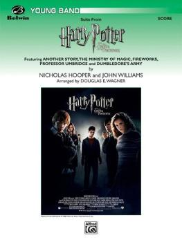 <i>Harry Potter and the Order of the Phoenix</i>, Suite from (Featurin (AL-00-29591)