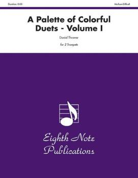 A Palette of Colorful Duets, Volume I (AL-81-TE24121)