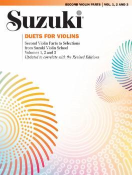 Duets for Violins: International Edition (AL-00-0093S)