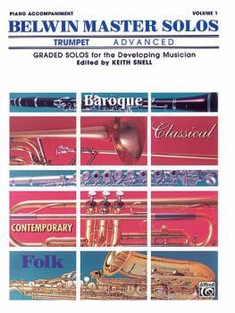 Belwin Master Solos, Volume 1 (Trumpet) (AL-00-EL03390)