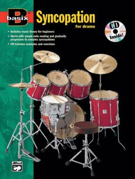 Basix®: Syncopation for Drums (AL-00-17246)