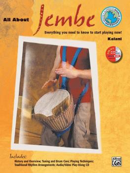 All About Jembe: Everything You Need to Know to Start Playing Now! (AL-00-20617)